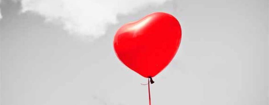 Hjerteballong