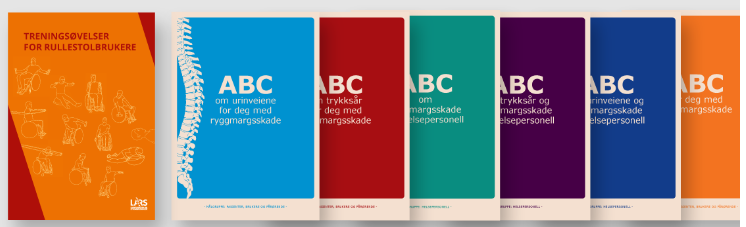 ABC-hefter om ryggmargsskade